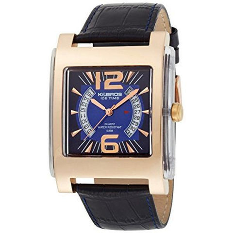 Image of Men's Watch K&Bros 9520-2-380 (40 mm)-Universal Store London™
