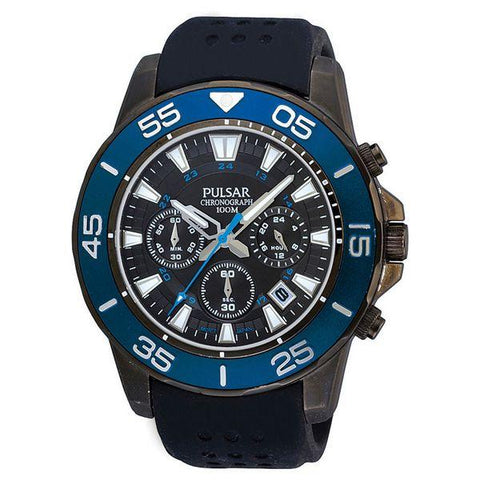 Men's Watch Pulsar PT3141X1 (45 mm)-Universal Store London™