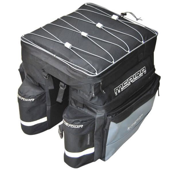 Merida Waterproof 3 in 1 Bicycle Pannier Bag-Universal Store London™