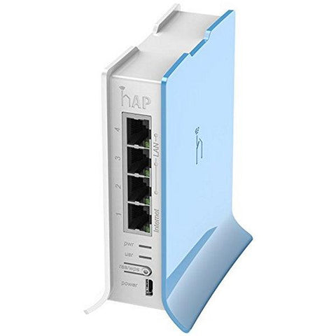 Image of Mikrotik RB941-2nD-TC hAP Lite WiFi-N RouterBoard-Universal Store London™