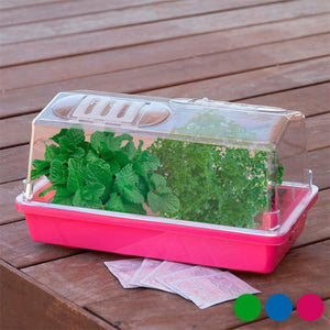 Mini Greenhouse for Seedbeds-Universal Store London™