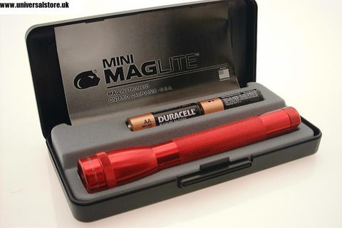 Image of Mini MagLite Gift Box-Universal Store London™