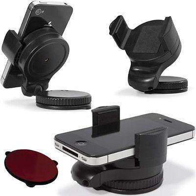 Image of Mini Universal Car Windshield Mount Phone Holder Fits Most Smartphones-Universal Store London™
