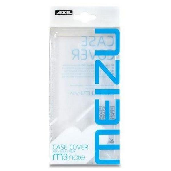 Mobile cover Meizu M3 Note AC1168 Transparent-Universal Store London™