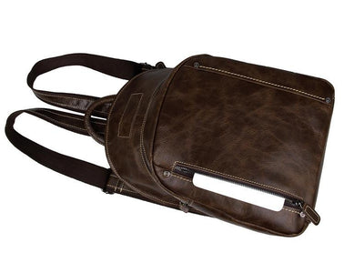 Modern Vintage Leather Backpack-Universal Store London™