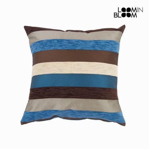 Motegi cushion blue - Colored Lines Collection by Loom In Bloom-Universal Store London™