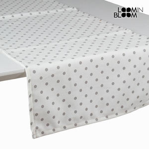 Natural grey table runner - Little Gala Collection by Loom In Bloom-Universal Store London™