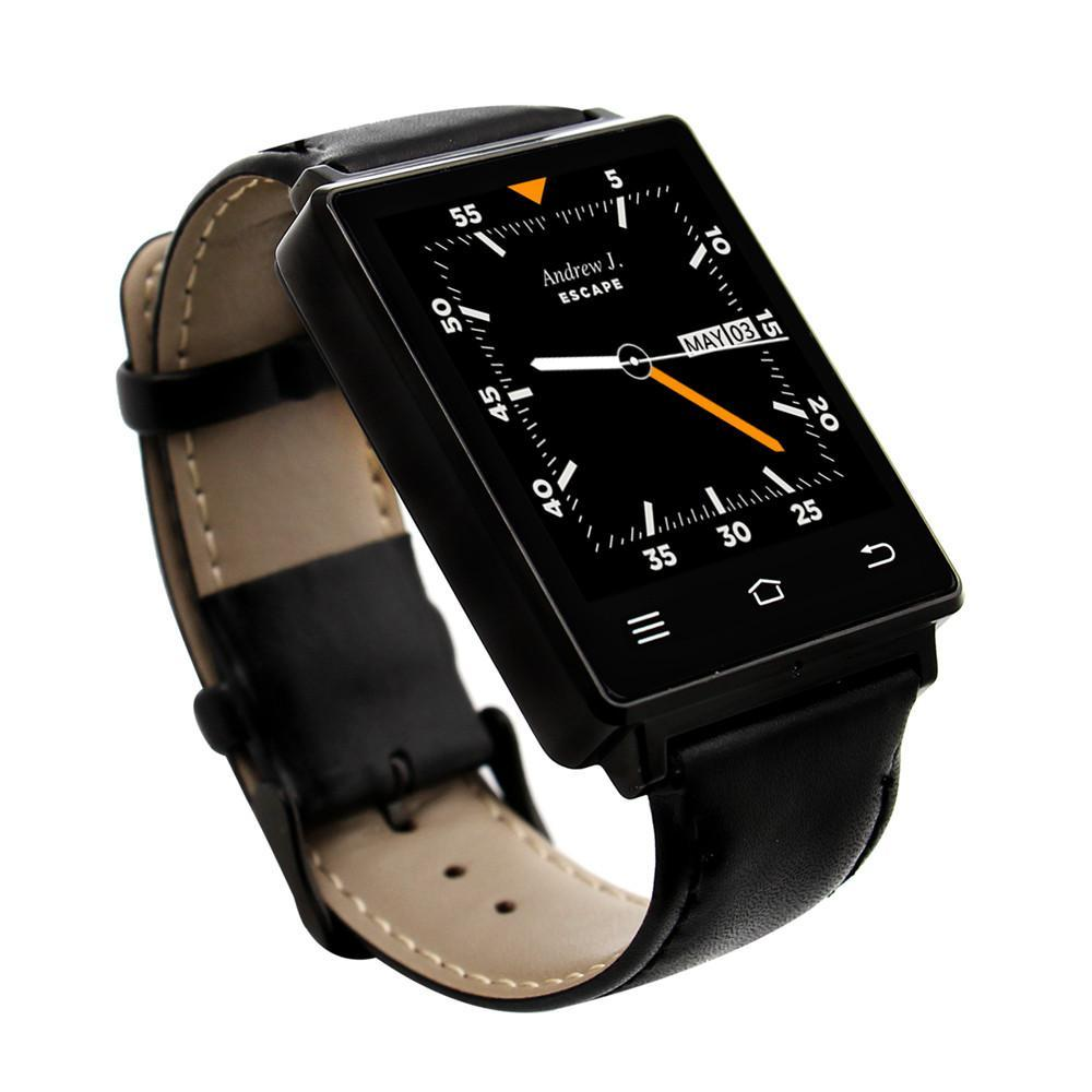 NO.1 D6 3G Android 5.1 3G WiFi SmartWatch-Universal Store London™