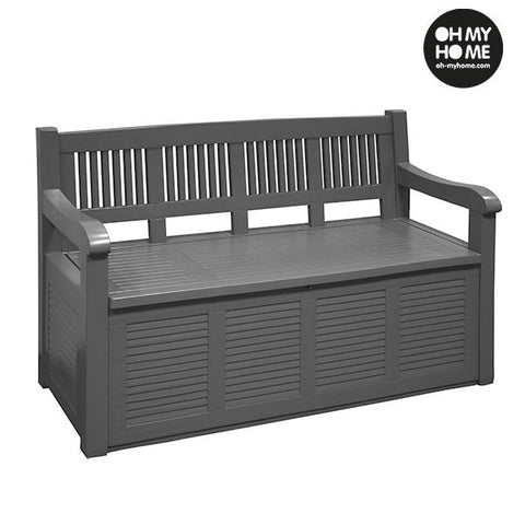 Oh My Home Garden Bench Chest-Universal Store London™