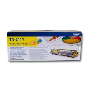 Original Toner Brother TN241Y Yellow-Universal Store London™