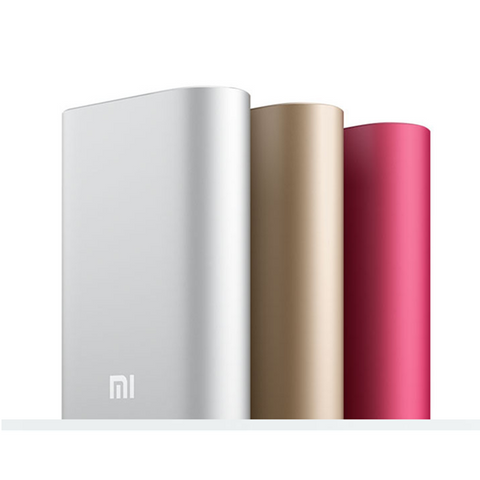 Image of Original XIAOMI 5.1V 2.1A 10000mAh High Capacity Power Bank-Universal Store London™