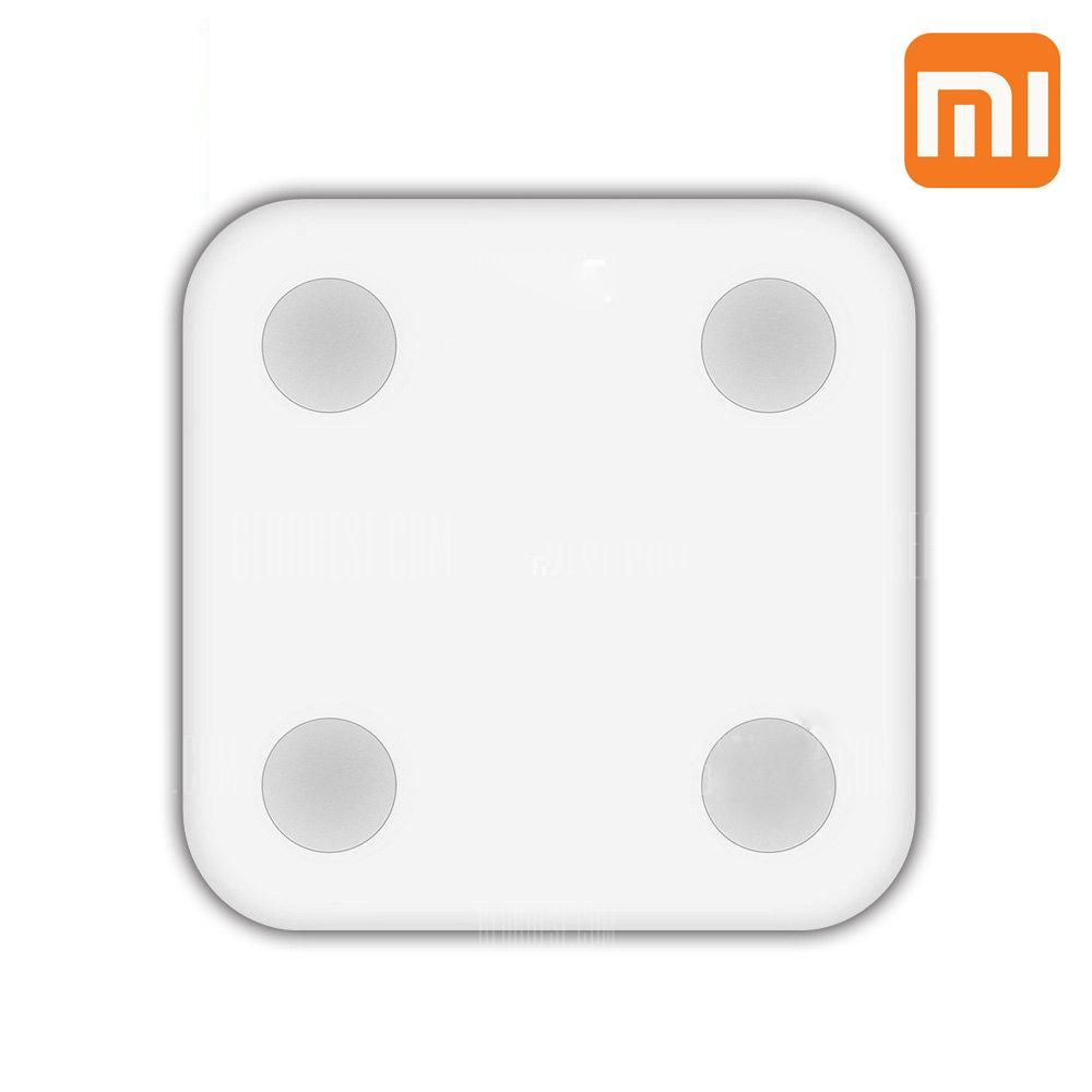 Original Xiaomi Bluetooth 4.0 LED Smart Body Fat Scale with BMI Data Analysis-Universal Store London™