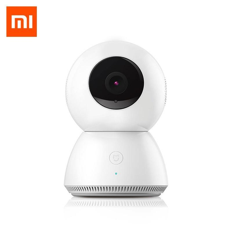 Original Xiaomi MiJia 1080P 360° Home Panoramic WiFi IP Camera Motion Detection Night Vision Magic 4X Zoom CCTV-Universal Store London™