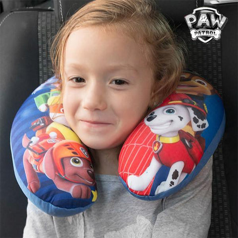 Image of Paw Patrol Neck Pillow-Universal Store London™