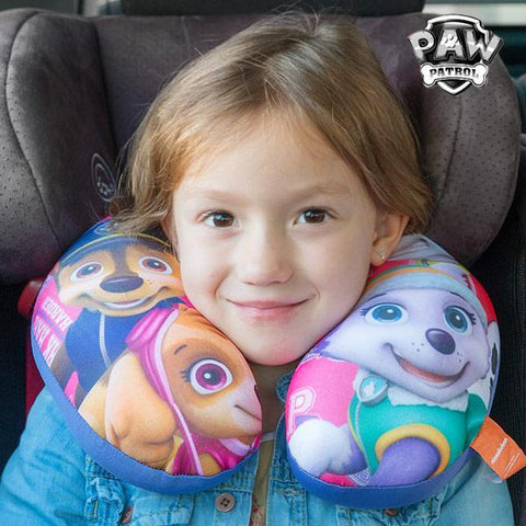 Image of Paw Patrol Travel Neck Pillow-Universal Store London™