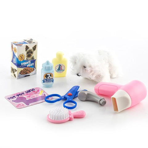 Pets Hairdresser Game with Accessories-Universal Store London™