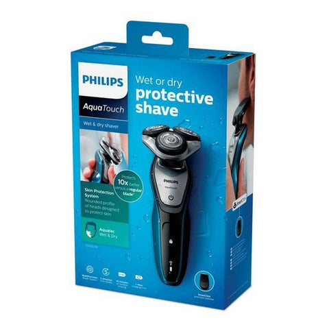 Philips AquaTouch wet and dry electric shaver-Universal Store London™