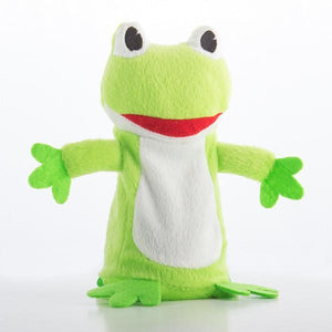 Plush Frog Voice Recorder and Player-Universal Store London™