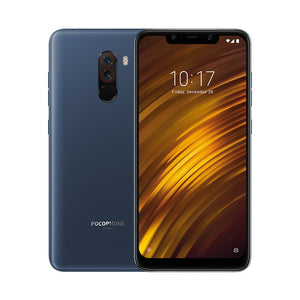 Xiaomi Pocophone F1 Global Version 6.18 inch 6GB 64GB Snapdragon 845 Octa-Core 4G Smartphone