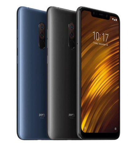 Xiaomi Pocophone F1 Global Version 6.18 inch 6GB 64GB Snapdragon 845 Octa-Core 4G Smartphone-Universal Store London™
