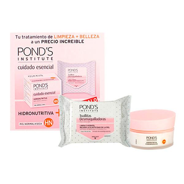Pond's - ESSENTIAL CARE HYDRONOURISHING LOTE 2 pz-Universal Store London™