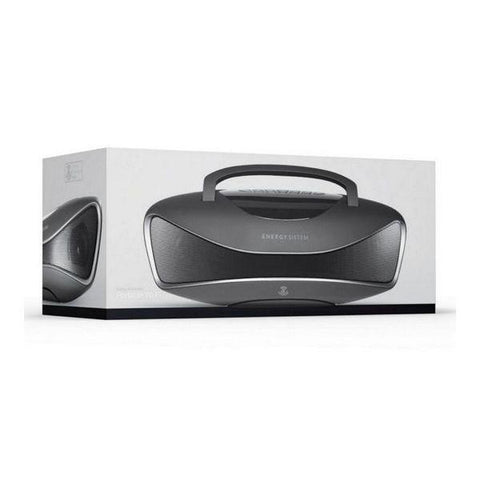 Portable Bluetooth Speakers Energy Sistem 426867 25W Multiroom Wifi SD-USB Black-Universal Store London™