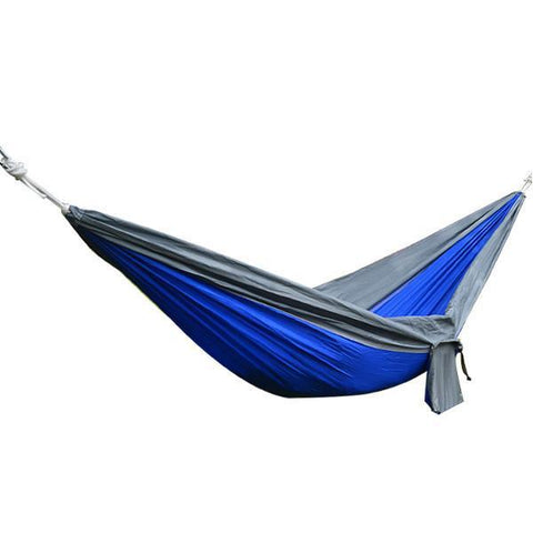 Image of Portable Parachute Nylon Hammock for Camping Hiking Travel 270x140cm-Universal Store London™