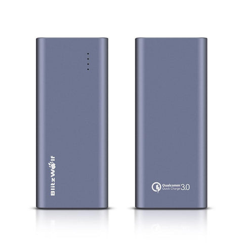 Power Bank BlitzWolf® BW P4 5200mAh Quick Charge 3.0 Qualcomm certified-Universal Store London™