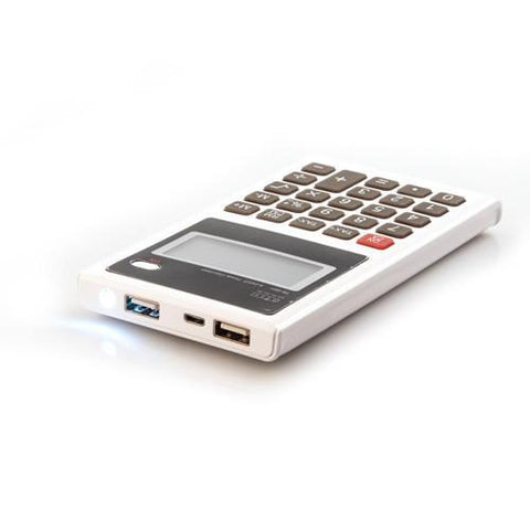 Power Bank Calculator 6000 mAh-Universal Store London™