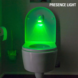 Presence Light Illuminator for Toilets-Universal Store London™