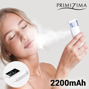 Primizima Two in One Facial Steamer with Power Bank-Universal Store London™