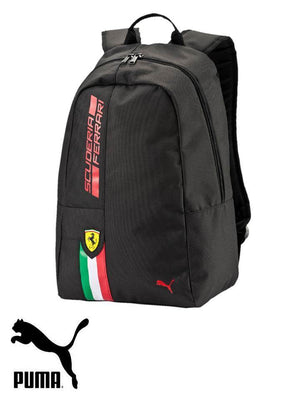 Puma 'Ferrari Fanwear' Backpack Bag-Universal Store London™