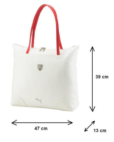 Image of Puma Ferrari LS Shopper Bag 071596-03-Universal Store London™