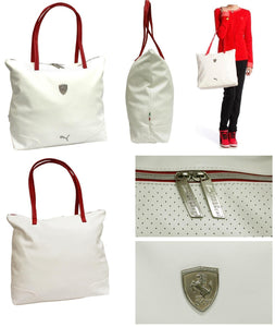 Puma Ferrari LS Shopper Bag 071596-03-Universal Store London™