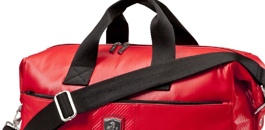 Puma Ferrari 'LS Weekender' Bag-Universal Store London™