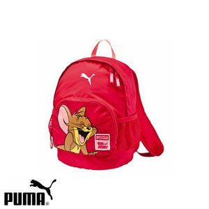 Puma Tom and Jerry Small Children's Backpack Pink 073202-02-Universal Store London™