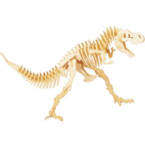 Wooden Dinosaur Skeleton Puzzle-Universal Store London™