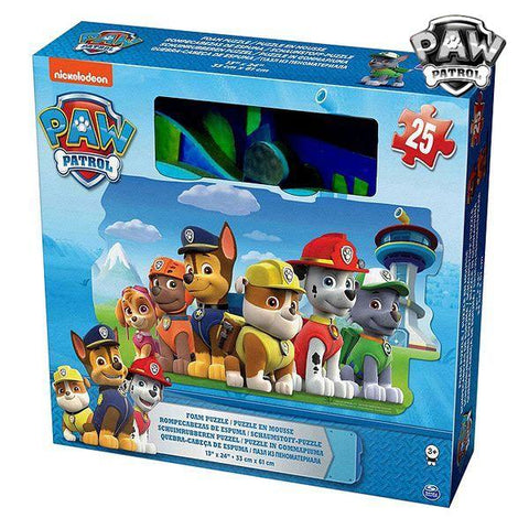 Puzzle The Paw Patrol 9474 (26 pcs)-Universal Store London™