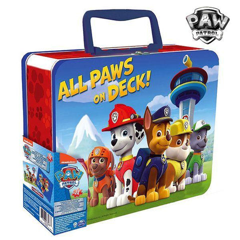 Puzzle The Paw Patrol 9603 (2 uds)-Universal Store London™