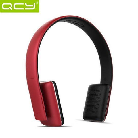 QCY 50 Adjustable Wireless Bluetooth 4.1 Dynamic Noise Cancelling Stereo Headphone with Mic-Universal Store London™