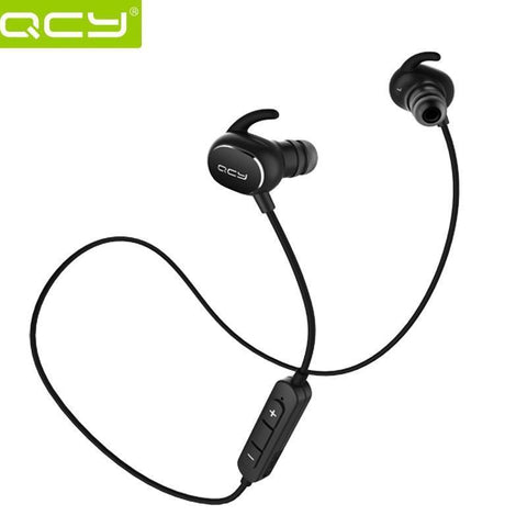 Image of QCY QY19 Phantom Wireless Bluetooth Earphones With Microphone-Universal Store London™