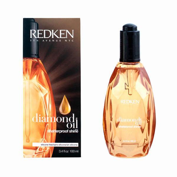 Redken - DIAMOND OIL shatterproof shine medium hair 100 ml-Universal Store London™