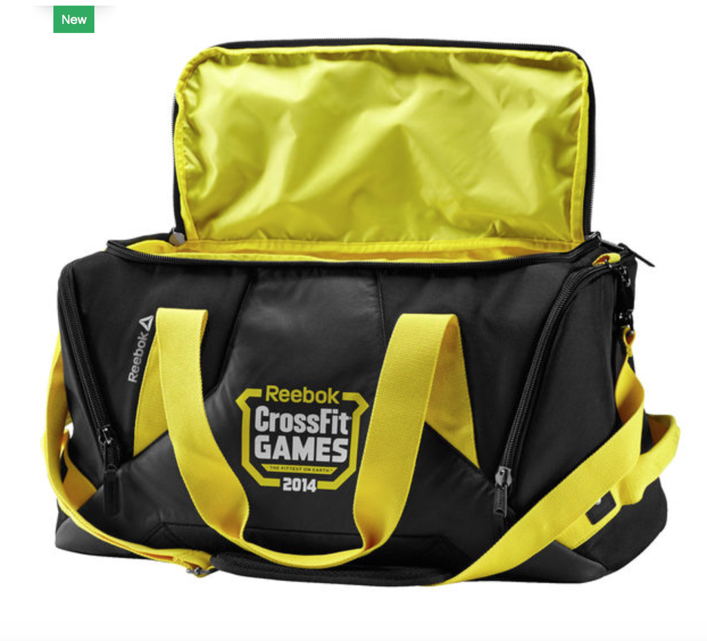 Reebok CrossFit 2014 Games Duffle Grip Bag-Universal Store London™