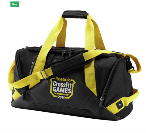 Image of Reebok CrossFit 2014 Games Duffle Grip Bag-Universal Store London™