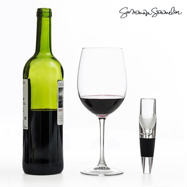 Refined Summum Sommelier Wine Aerator-Universal Store London™