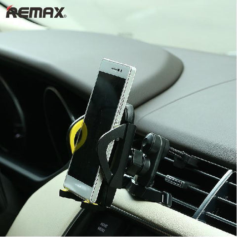 Image of Remax RM-03 Universal In Car Mobile Phone Holder-Universal Store London™