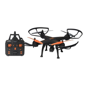 Remote control drone Denver Electronics DCH-640 2 mpx Black-Universal Store London™