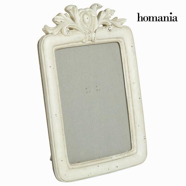 Resin photo frame 15x20 cm by Homania-Universal Store London™