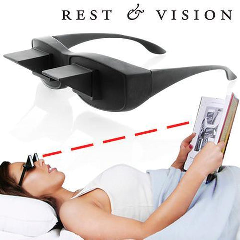 Image of Rest & Vision Horizontal Vision Prism Glasses-Universal Store London™