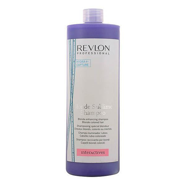 Revlon - HYDRA CAPTURE blonde enhancing shampoo 1250 ml-Universal Store London™